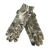 Deerhunter MAX 5 Gloves w. Silicone Dots /Camo-95