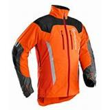 Husqvarna Forstjacke TECHNICAL orange/schw. Gr. S