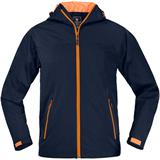 Texstar WINDBREAKER JACKET marine/orange