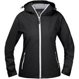 Texstar WOMEN WINDBREAKER JACKET schwarz