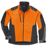 Stihl ADVANCE X-SHELL Jacke schwarz/orange