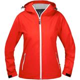 Texstar WOMEN WINDBREAKER JACKET rot