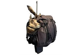 CARJANI Jagdrucksack Ultra Pack, Mocca