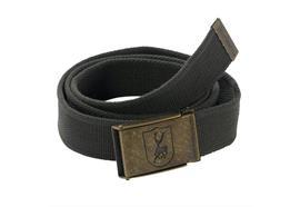 Deerhunter CANVAS Belt 4cm width /Art Green