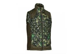 Deerhunter CUMBERLAND Quilted Waistcoat /IN-EQ Camouflage