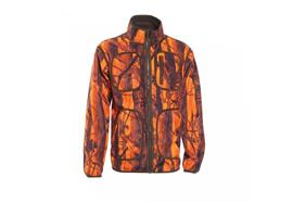 Deerhunter GAMEKEEPER reversible Jacket green / orange