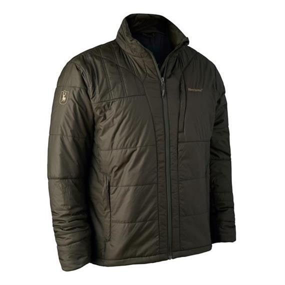 Deerhunter HEAT Jacket inkl. Power Bank Deep Green - Grösse S