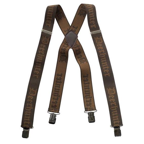 Deerhunter Hosenträger, mit Clipas, Länge 120 cm