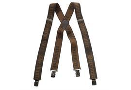 Deerhunter Hosenträger, mit Clips, Länge 120 cm