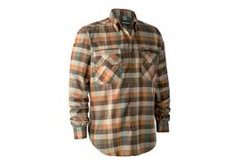 Deerhunter JAMES Hemd DH Brown check