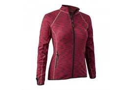 Deerhunter LADY INSULATED Fleece DH Red melange