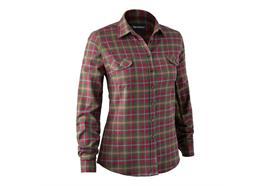 Deerhunter LADY SOPHIE Hemd, Red Checked