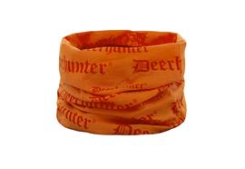 Deerhunter LOGO Halsmanschette, Orange, One Size