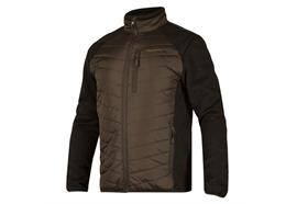Deerhunter MOOR Wattierte Jacke mit Strick,Timber