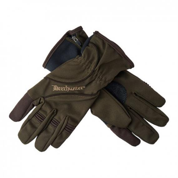 Deerhunter MUFLON LIGHT Handschuhe, Art Green - Grösse L