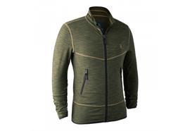 Deerhunter NORDEN Insulated Fleece DH Green melange - Grösse S