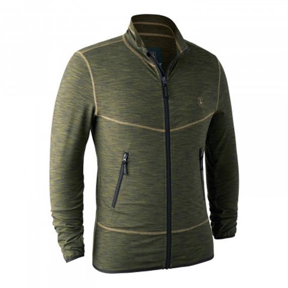 Deerhunter NORDEN Insulated Fleece DH Green melange - Grösse XXL