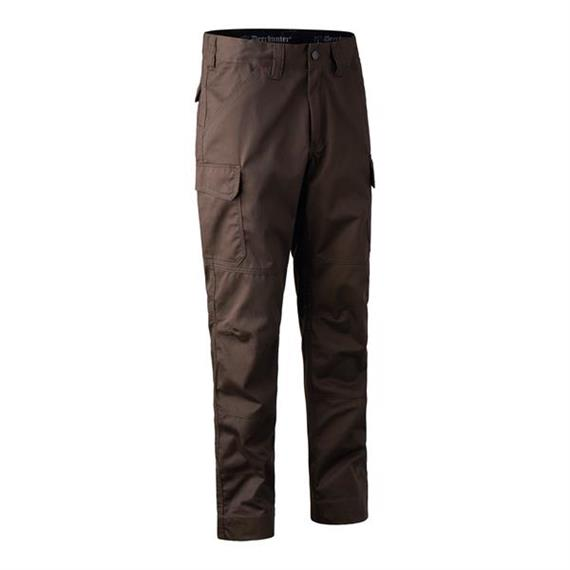 Deerhunter ROGALAND Expedition Trousers/Brown Leaf - C52