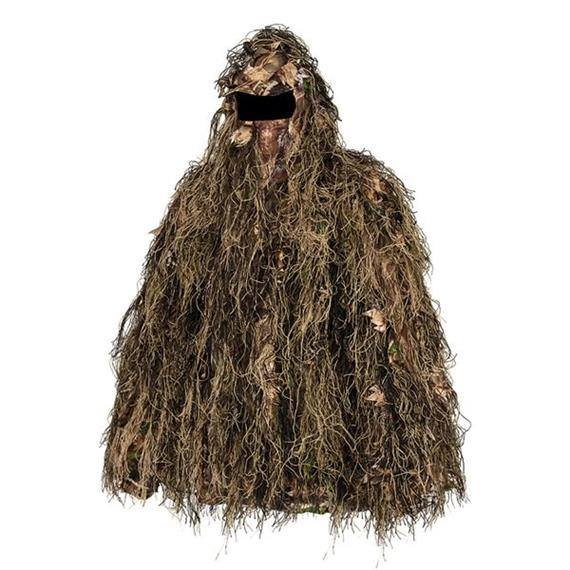 Deerhunter SNEAKY Ghillie Pull-Over Set w. Gloves - L/XL