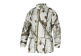 Deerhunter Snow Pull-Over Set w. Facemask - S/M