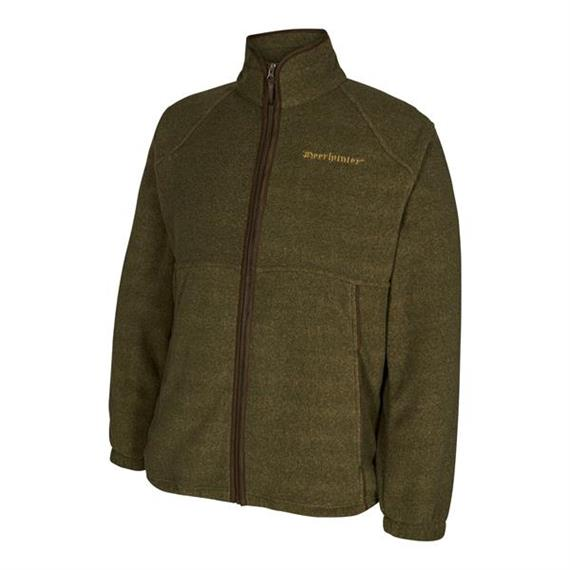 Deerhunter WINGSHOOTER Fleece Graphite Green - Grösse L