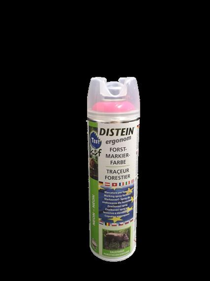 Distein Forstmarkierfarbe ergonom neonpink