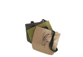 Einkaufstasche mit Steinbockmotiv