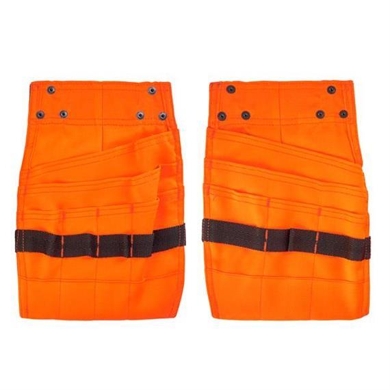 ENGEL Holstertaschen, orange
