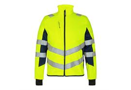 ENGEL Safety Arbeitsjacke, gelb/blau - Grösse 4XL Übergrösse