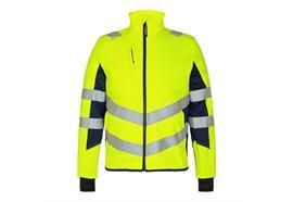 ENGEL Safety Arbeitsjacke, gelb/blau - Grösse 6XL Übergrösse