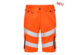 ENGEL Safety light Shorts orange/anthrazit