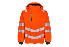 ENGEL Safety Pilotenjacke, orange/grau - Grösse M
