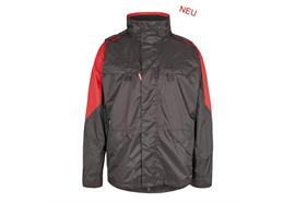 ENGEL Safety Regenjacke Anthrazit/Rot