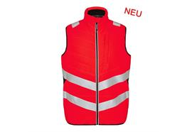 ENGEL Safety Stepp-Innenweste rot/schwarz