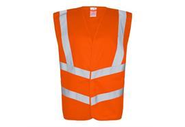 ENGEL Safety Verkehrsweste, orange