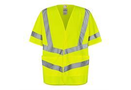 ENGEL Safety Weste mit kurzen Ärmeln, gelb