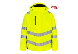 ENGEL Safety Winterjacke gelb/schwarz