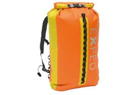 EXPED WORK&RESCUE Pack 50L wasserdicht /Orange-Gelb