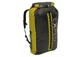 EXPED WORK&RESCUE Pack 50L wasserdicht /Schwarz-Gelb