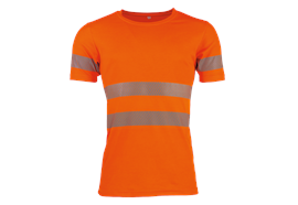 Fennotex Coolmax T-Shirt EN ISO 20471 orange