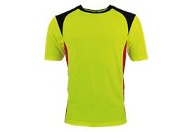 FENNOTEX Tapio Expert Coolmax T-Shirt gelb/rot