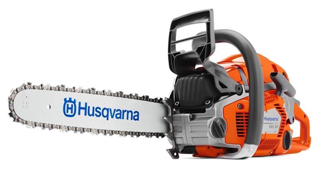 Husqvarna 560 XPG Profi-Motorsäge 45 cm Schwert mit Griffheizung