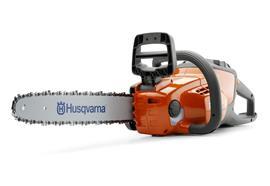 Husqvarna Akku-Motorsäge 120i mit 30 cm Schwertlänge, ohne Akku und Ladegerät