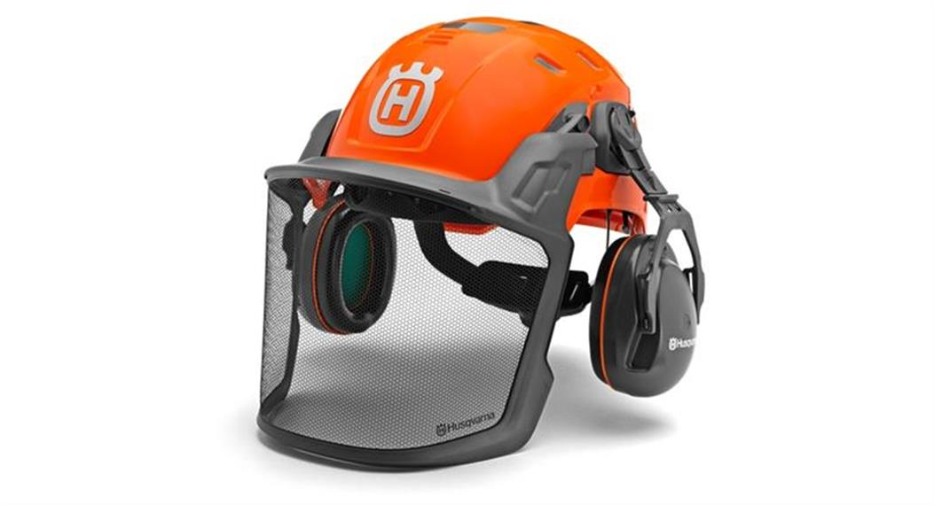 Husqvarna Forsthelm TECHNICAL orange