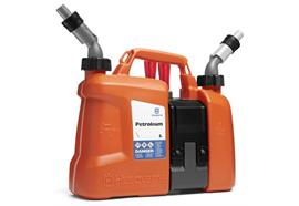 Husqvarna Kombikanister für 5 L Benzin 2.5 L Kettenöl