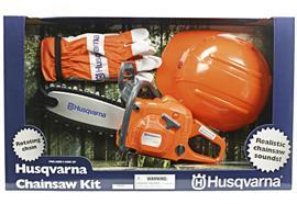 Husqvarna Spielzeugsäge SET