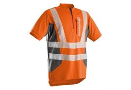 Husqvarna T-Shirt Technical High-Viz kurzarm