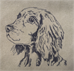 Kosmetiktasche mit Hundemotiv | Bild 2