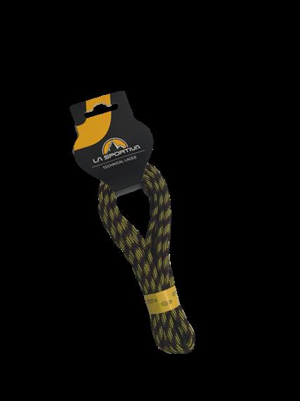 La Sportiva Schuhnesteln gelb/rot/schwarz 2.15 m