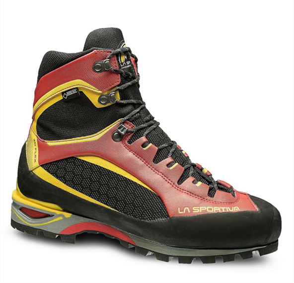 La Sportiva TRANGO TOWER GTX red/yellow ab Gr. 40 - Grösse 45